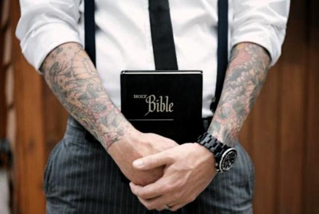 Resultado de imagen para tatuajes en cristianos
