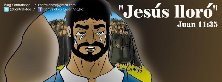 jesus-lloro