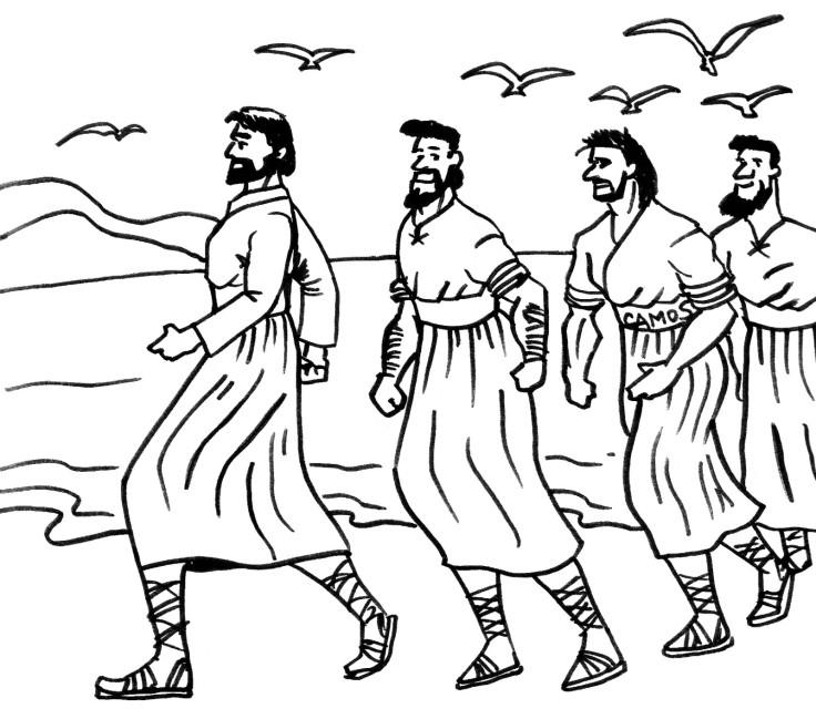 jesus-y-discipulos