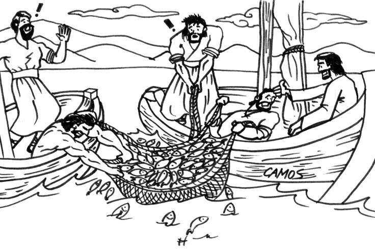 jesus-y-la-pesca-milagrosa