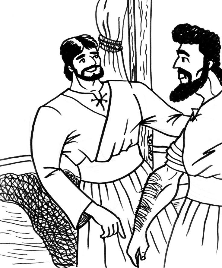 jesus-y-pedro-pescador-de-hombres