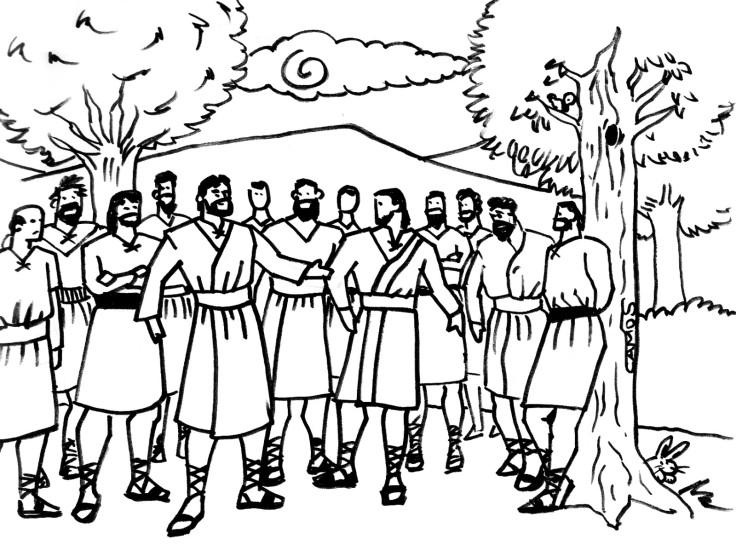 tintas-lazaro-jesus-y-discipulos
