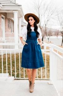 ropa femenina con modestia 9